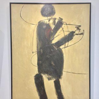 'Figure I' (1962). SOLD