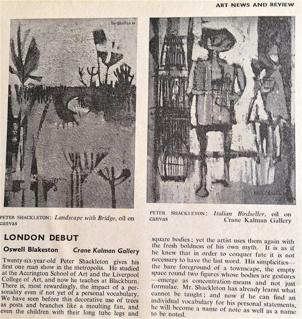'Art News and Review' 1959