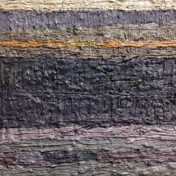 'Winter Fields'. Oil on Board. 20cm x 26cm. Please Enquire.