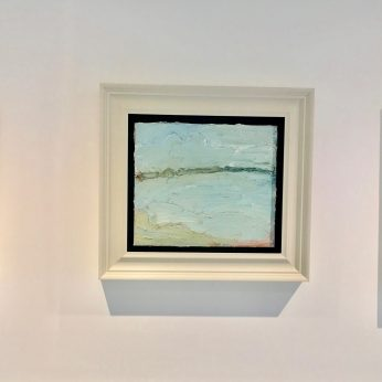 'Dartmoor Morning (2000), Summer Beach - Early Morning' (2013 - SOLD) & 'Mounts Bay' (2007 - SOLD)