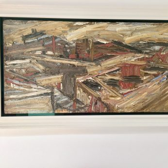 'Rooftops from St. Martins' (1966)