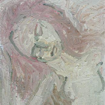 'Corrina' (2001). Oil on Board. 96cm x 70cm. POA