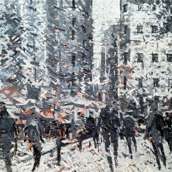 'Liverpool Street 4'. SOLD