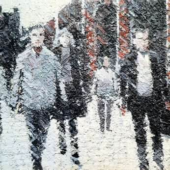'Liverpool Street 2'. SOLD