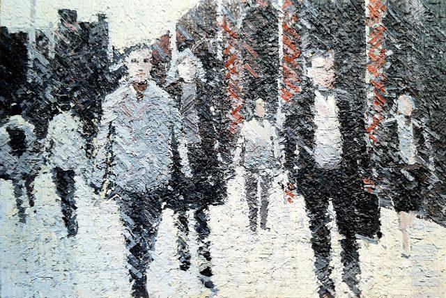 'Liverpool Street 2'. SOLD