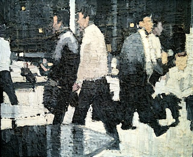 'Liverpool Street 3' SOLD