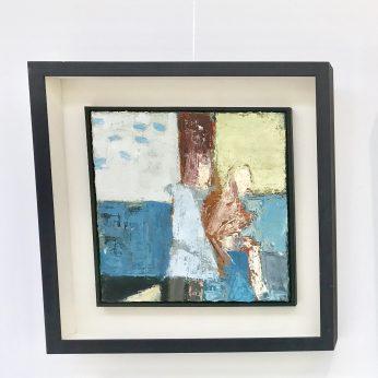 'Under the Pier' (2010). 30cm x 30cm. POA