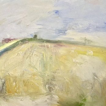 'Lark Song' (2011). 153cm x 183cm. Oil on Canvas. SOLD