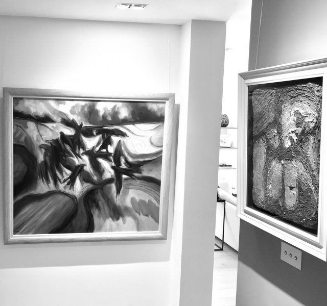 Gable Contemporary Gallery - Peter Campbell & Richard Cook